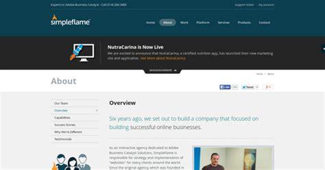 simple website design simple best ecommerce web design firms