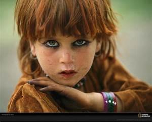 Afghan girl, Pashtun Tribal Zone, Afghanistan - Pixdaus ...