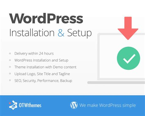 Wordpress Installation And Setup