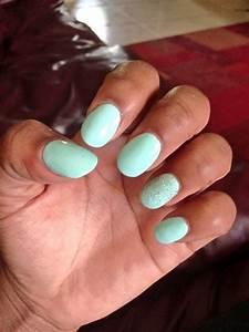 Rounded acrylic nails | Yelp
