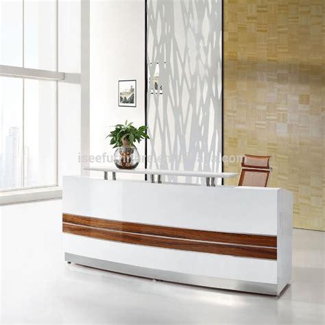 modern reception desk design modern office reception desk design curved office counter