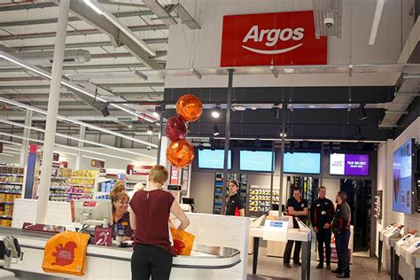 Click and Collect Store Argos In