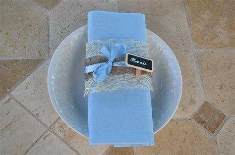 ateliers de cuisine pliage serviette pour bapteme du petit garçon zôdio