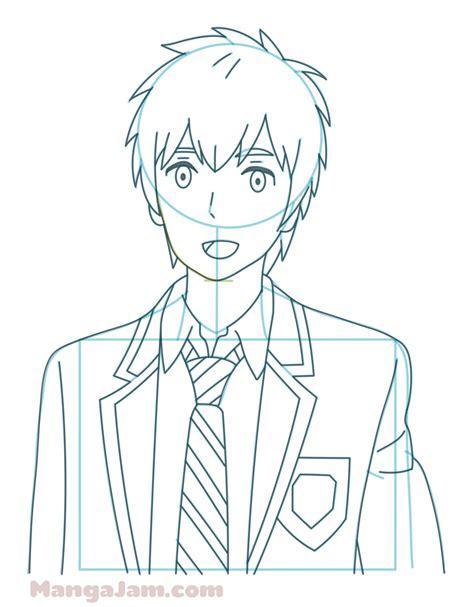 How To Draw Taki Tachibana From Kimi No Na Wa Mangajamcom