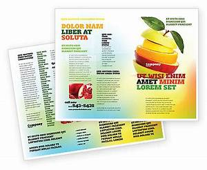 cut apple brochure template design and layout download With apple brochure templates
