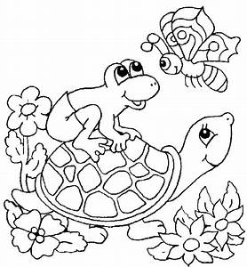 Turtle Coloring Pages - Bestofcoloring.com