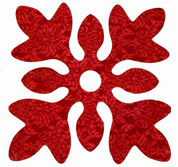 hawaiian quilt patterns insights from sewcalgal great way to make an hawaiian quilt