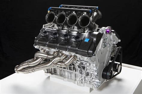 volvo reveals v8 supercar engine caradvice