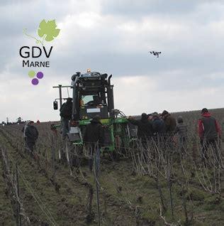 chambre agriculture 88 gdv marne quot ce que pourrait être la viticulture de demain