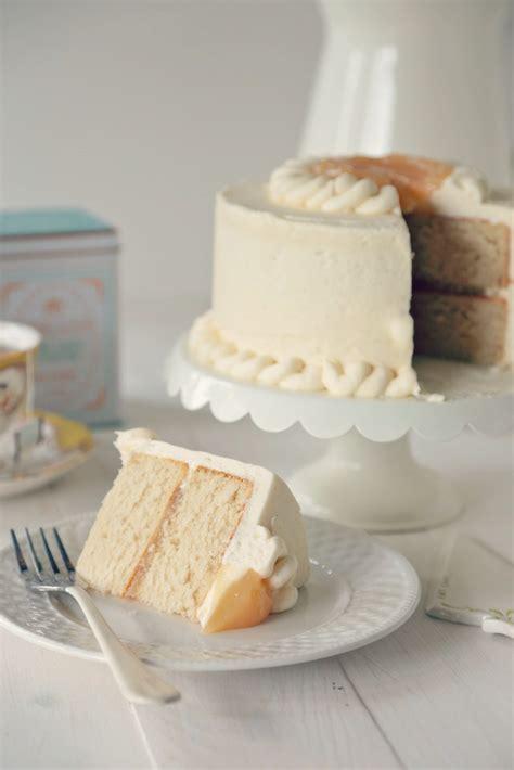 earl grey cake  vanilla bean buttercream