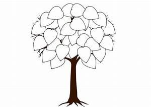 Kostenlose Illustration Baum Struktur Bltter Stamm