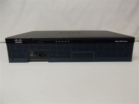 Cisco2911k9 Cisco 2911 Integrated Services Router 3x Ge