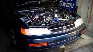 1997 G22 Accord Turbo 15 Lbs