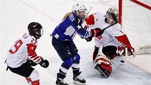 US women's hockey team wins Olympic gold against Canada in ...