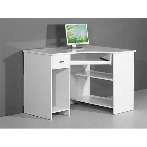 white corner computer desk venus white high gloss corner computer desk