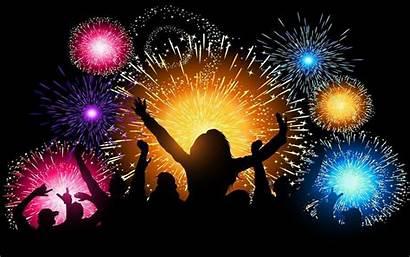 Celebration Fireworks Pc Night Phones Tablet Various