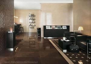 marvel floor gray stone floor tiles from atlas concorde With parquet noir brillant