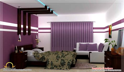 3d home interior design beautiful 3d interior designs kerala home design and