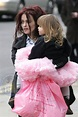 Nell Burton Is Pretty in Her Pettiskirt - Growing Your Baby