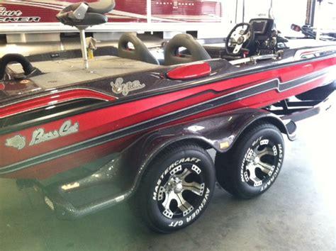 Bass Cat Boat Wheels by Robert Guest