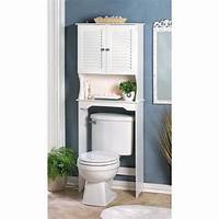 over the toilet storage cabinet White shutter OVER TOILET towel Shabby bathroom bath ...