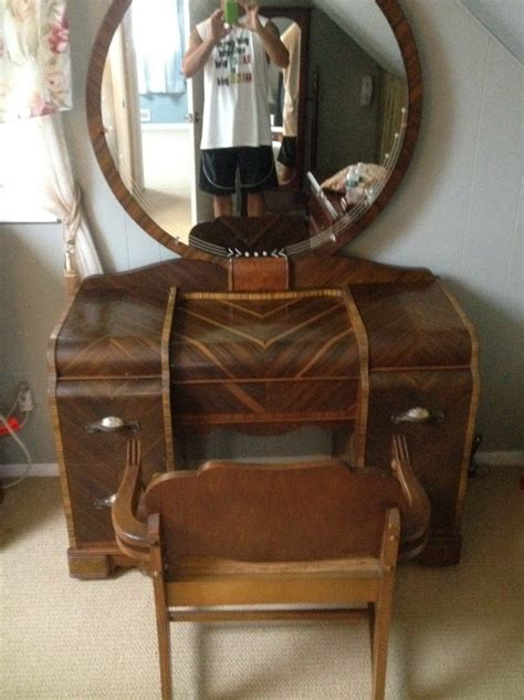antique vanity with mirror value antique vanity table with mirror home design ideas