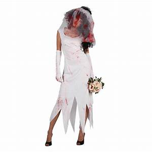 Outfit Für Hochzeit Damen : zombiebraut kost m halloween hochzeit damen kost m outfit ebay ~ Frokenaadalensverden.com Haus und Dekorationen