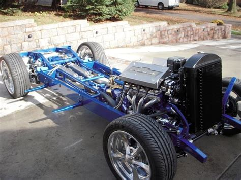 Frame Chassis 1934 1935 Chevy Standard Car Hot Street Rod