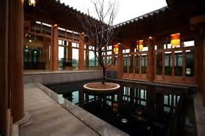 Korean Hanok House Floor Plan