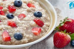 Richtiges Frühstück Zum Abnehmen : haferbrei kalorien sparen zum fr hst ck fit for fun ~ Buech-reservation.com Haus und Dekorationen