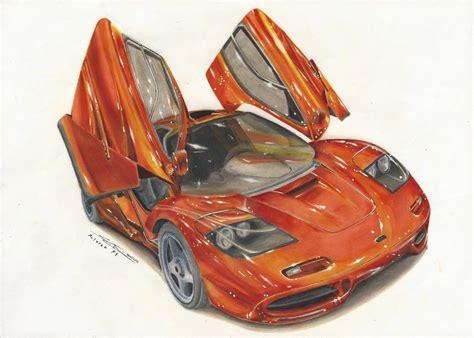 Mclaren F1 by MGLola | Mclaren f1, Mclaren, Toy car