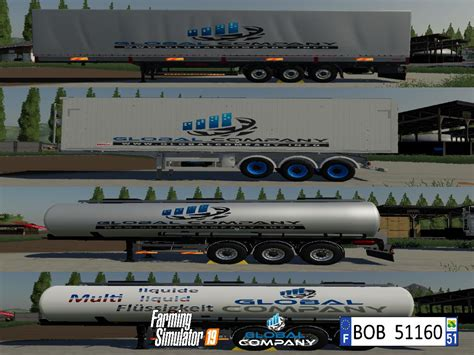 pack trailers global company  bob modhubus