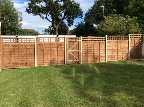 waney panel fencing kent sinclair fencing