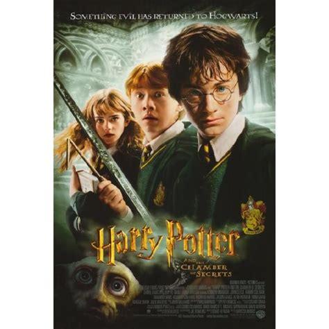 harry potter et la chambre des secrets complet vf affiche du harry potter et la chambre des secrets