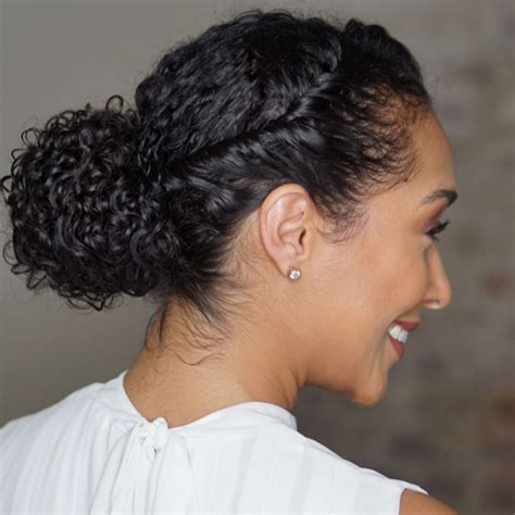 10 easy hairstyles for fine curly hair naturallycurly com