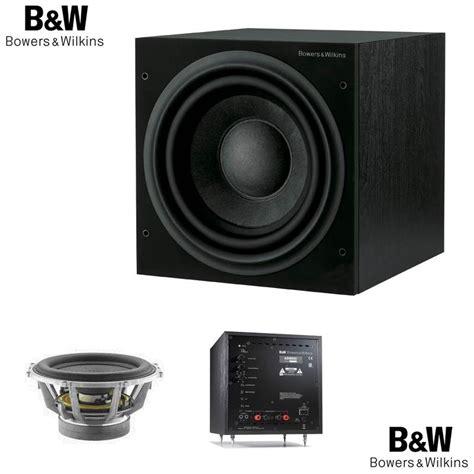 b w asw 610 ενεργο υπογουφερ b w asw610 187 ηχοσ εικονα