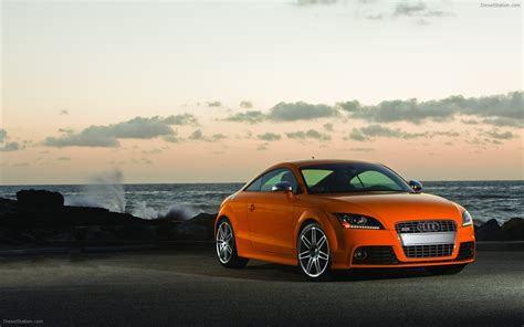 Audi Tts Coupe Photo by Audi Tts Coupe And Roadster 2009 Widescreen Car