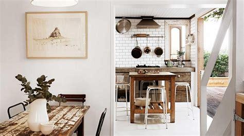 idee deco cuisine vintage déco cuisine rétro cagne 35 intérieurs qui fascinent