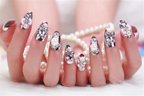 amazing stiletto nail designs nailkartcom
