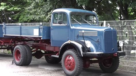 Check spelling or type a new query. Old german Mercedes-Benz truck - YouTube