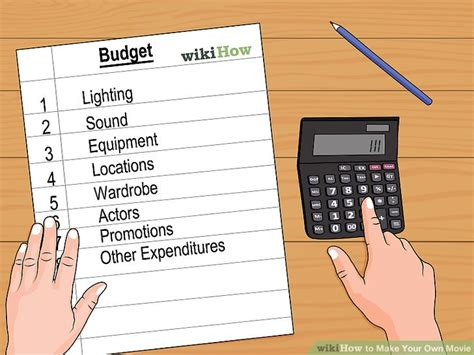 How To Make Your Own Movie (with Pictures) Wikihow