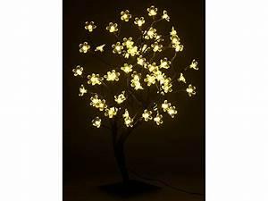 Led Baum Innen : lunartec lichterbaum led baum mit 64 beleuchteten bl ten 45 cm ip44 f r innen au en led ~ Sanjose-hotels-ca.com Haus und Dekorationen