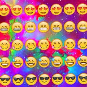 Emoji Cool Galaxy Backgrounds