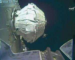 NASA successfully inflates new space station room ...