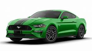 Mustang GT Premium fastback Colors - Winsome Car Color for Mustang 2020