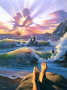 25 Mind Blowing and Surreal Paintings by Jim Warren ...