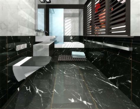 Nero Marquina Marble Tiles   Buy Chinese Nero Marquina