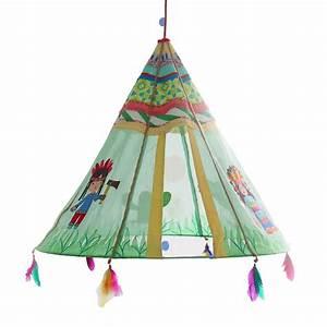 Tipi Zelt Kaufen : kinder lampenschirm 39 mr sandman 39 tipi zelt von taj wood ~ Whattoseeinmadrid.com Haus und Dekorationen