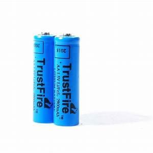 Batterie 1 5v Aa : trustfire lifes2 2900mah lithium 1 5v aa batteries 2 pack free shipping dealextreme ~ Markanthonyermac.com Haus und Dekorationen