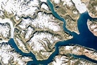 Greenland – Earth View from Google